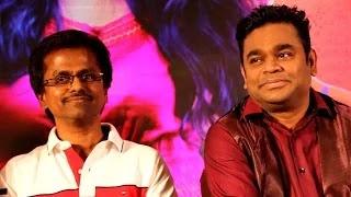 Celebrities on Kanithan Audio Launch