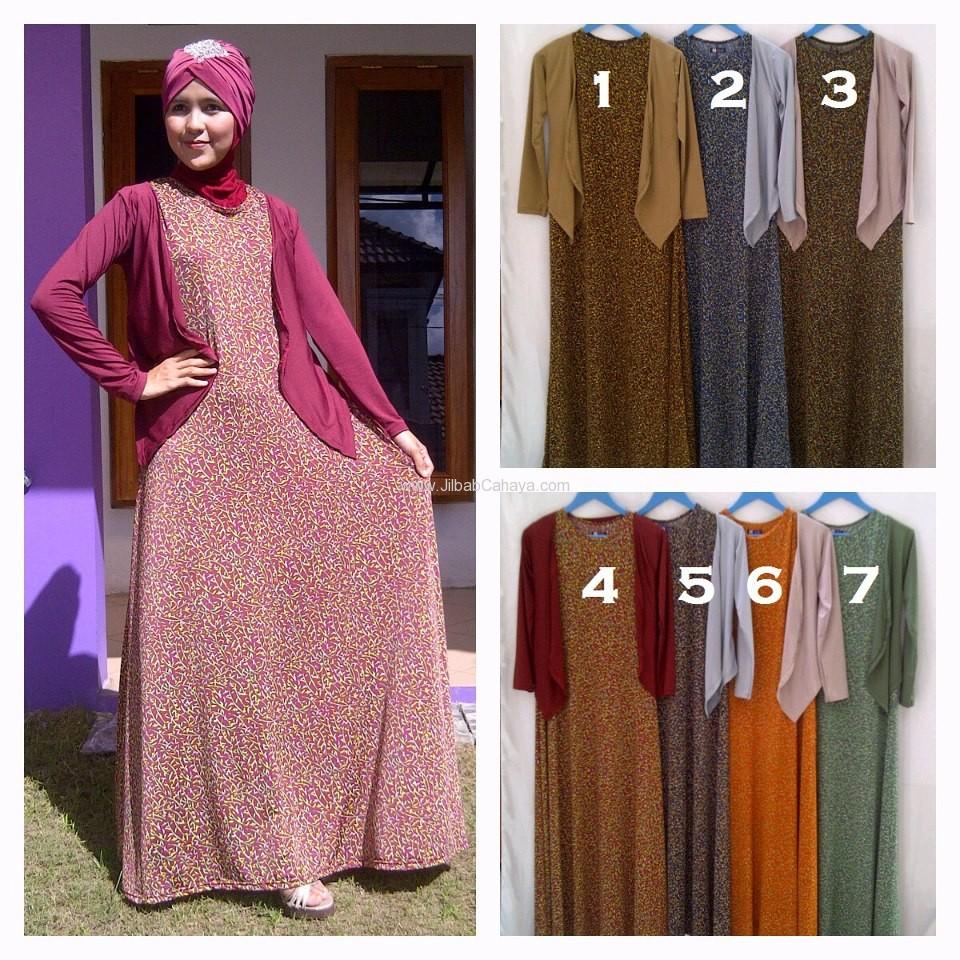 39 39 Model Baju Gamis Trendy 2015 39 39