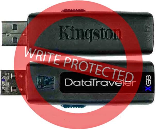 Cara Ampuh Memperbaiki Flashdisk Write Protected