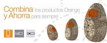 Combina y Ahorra de Orange adsl móvil e internet