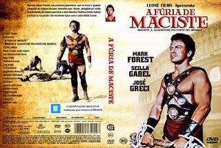 A FÚRIA DE MACISTE (1962) - REMASTERIZADO