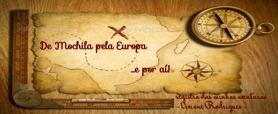 De Mochila pela Europa!