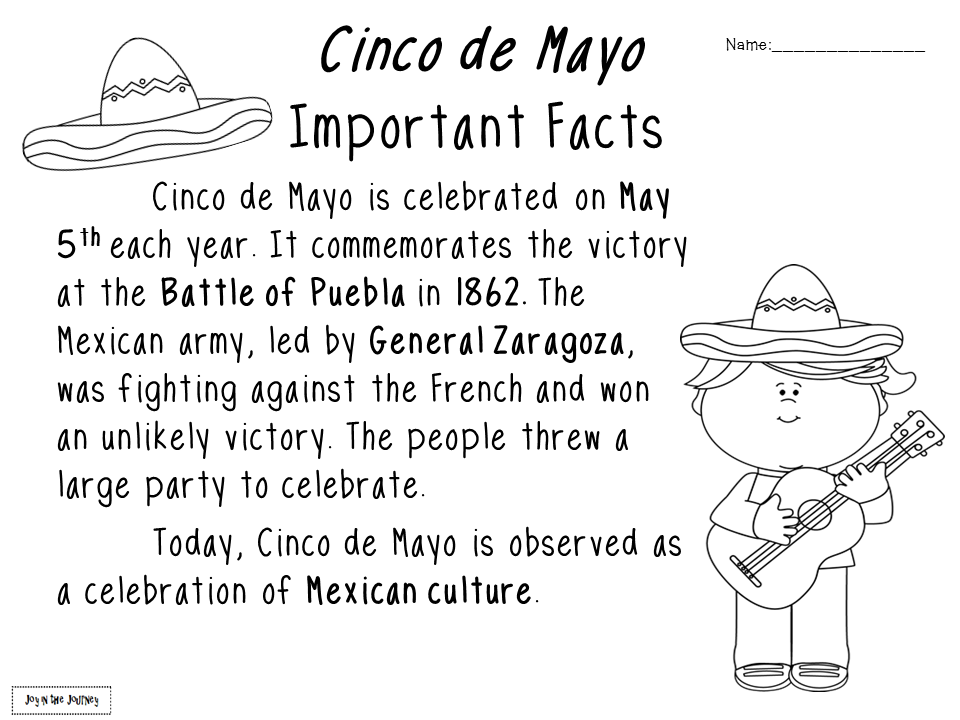 cinco de mayo activities for preschoolers adventures with adjectives in the journey 457