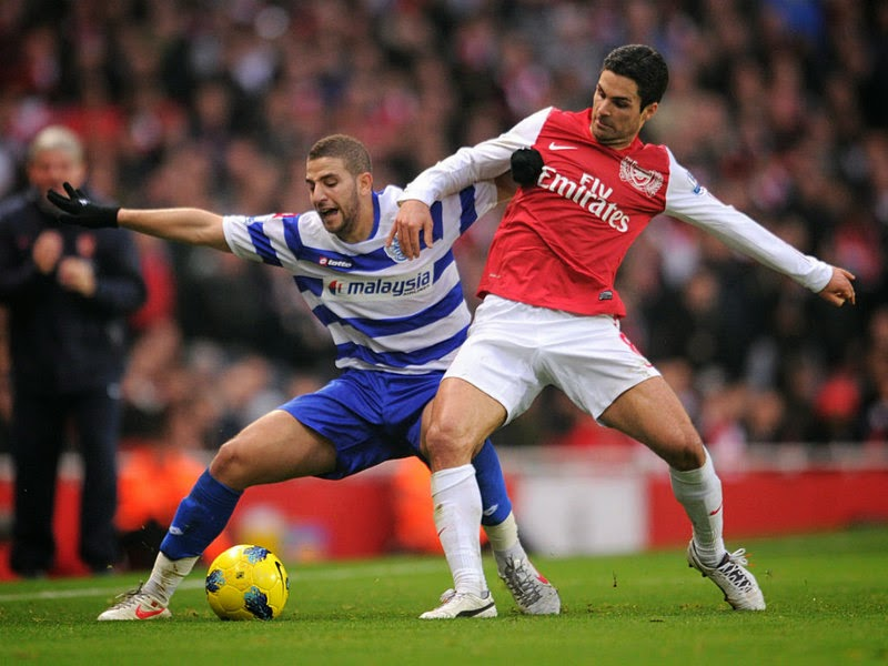 Prediksi skor Arsenal vs Queens Park Rangers 27 November 2014