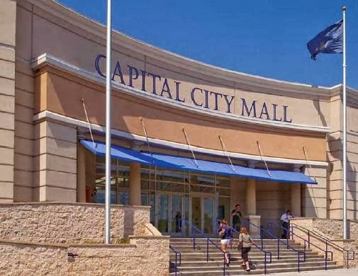 Capital City Mall Shoe Stores