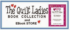 Shop for quilt patterns at The Quilt Ladies Store