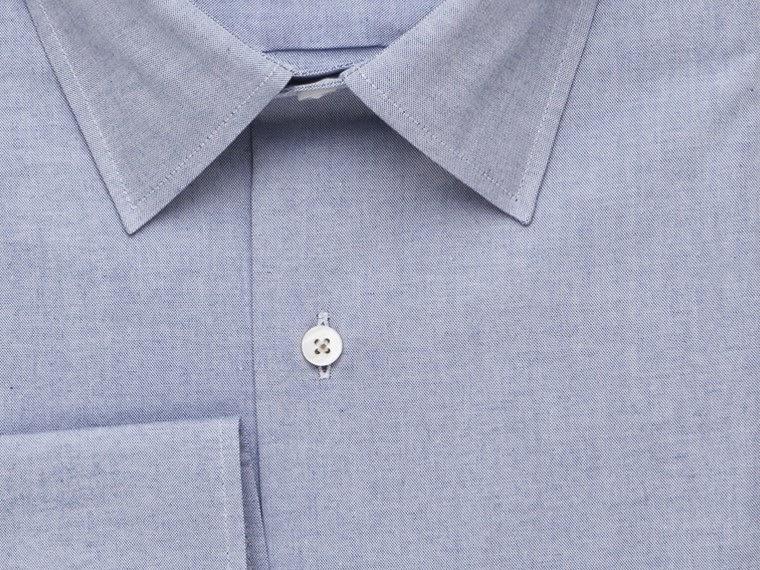 Indochino Chambray Oxford Shirt