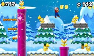 mario - New Super Mario bros 2 pode ser distribuído em formato digital e primeiras imagens 563643_286386464779147_119240841493711_626651_671108753_n