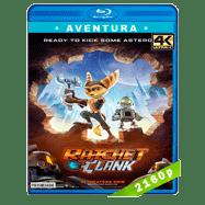 Ratchet y Clank: La Pelicula (2016) 4K Audio Dual Latino-Ingles