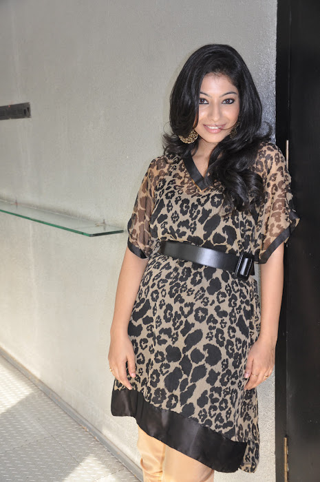 anuja iyer @ vinmeengal movie trailer launch event glamour  images