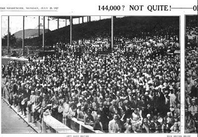 Из Вестника Свидетелей Иеговы 1927 года о конгрессе в Торонто_JW_1