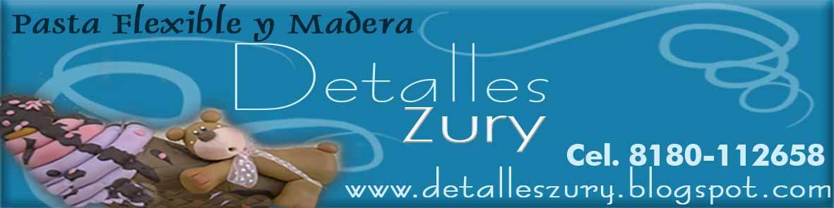 Para los Peques y sus Eventos; Detalles Zury