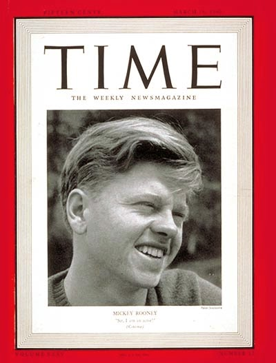 Mickey Rooney Time Magazine movieloversreviews.filminspector.com