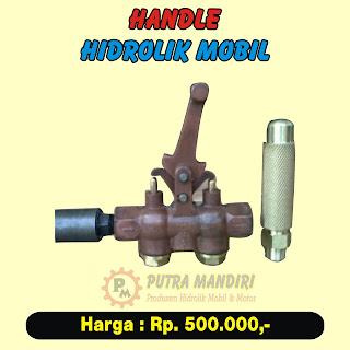 HANDLE HIDROLIK MOBIL