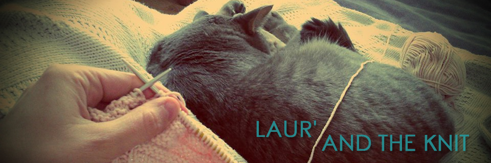 • LAUR'AND THE KNIT •