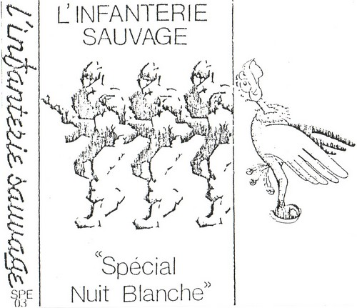 L'Infanterie Sauvage - Les Héros Du Peuple Sont Immortels