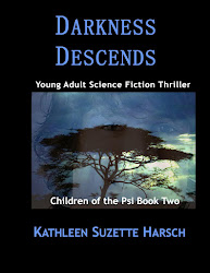 Darkness Descends: Teen Science fiction thriller