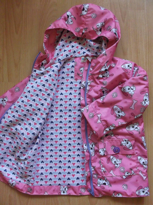 Детская куртка своими руками (на) 64