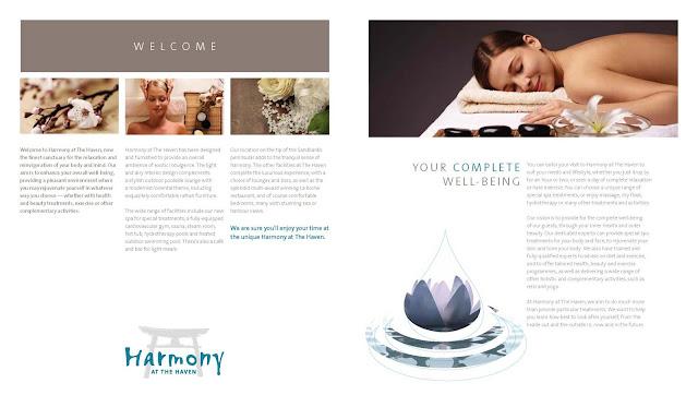 Kumpulan Desain Brosur Spa & Massage