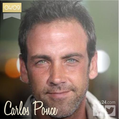 04 de septiembre   Carlos Ponce - @PonceCarlos1   Info + vídeos