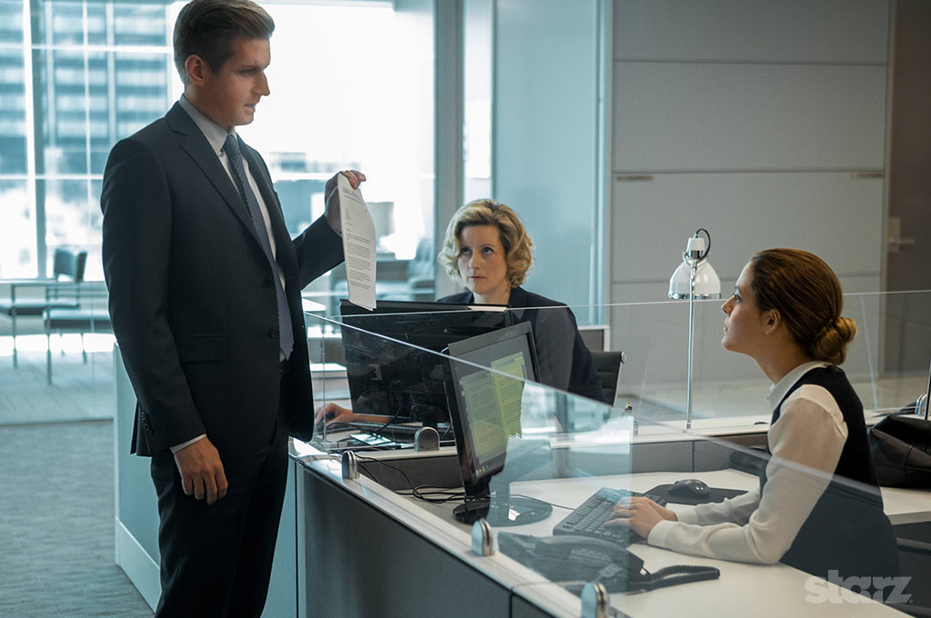 The Girlfriend Experience - First Look Cast and Promotional Photos