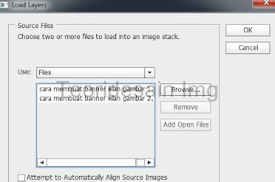 Cara Membuat Banner Iklan Animasi Menggunakan Adobe Photoshop bagian 3