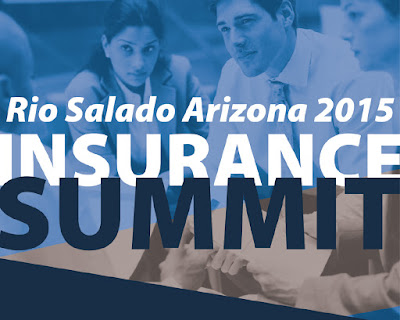 Summit banner: Rio Salado Arizona 2015 Insurance Summit