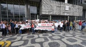 Petroleiros iniciam greve com paralisações e mobilizações em AL e outros 7 estados