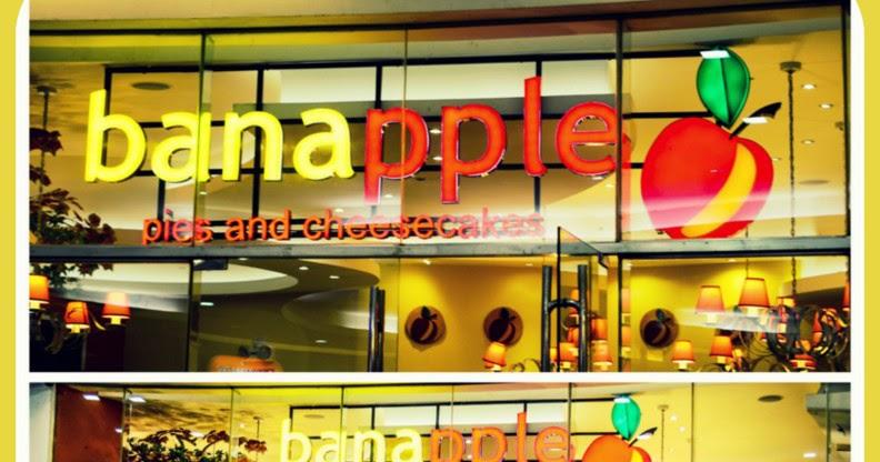 Chinitera the explorer banapple pies and cheesecakes el terazzo tomas morato for H cuisine tomas morato