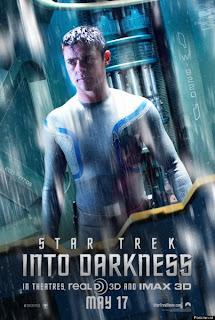Karl Urban Star Trek Poster