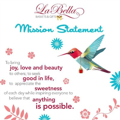 La Bella Baskets Mission