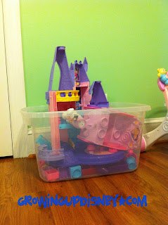 toy princess castle