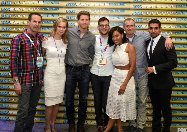 Minority Report - SpoilerTV Comic-Con Interviews w/ Cast, EPs