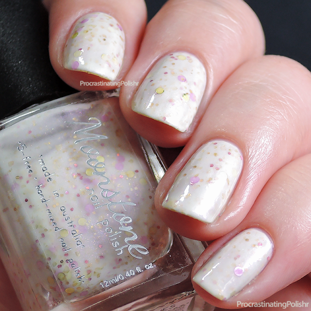 Moonstone Nail Polish - Heartlines | Long & Lost collection