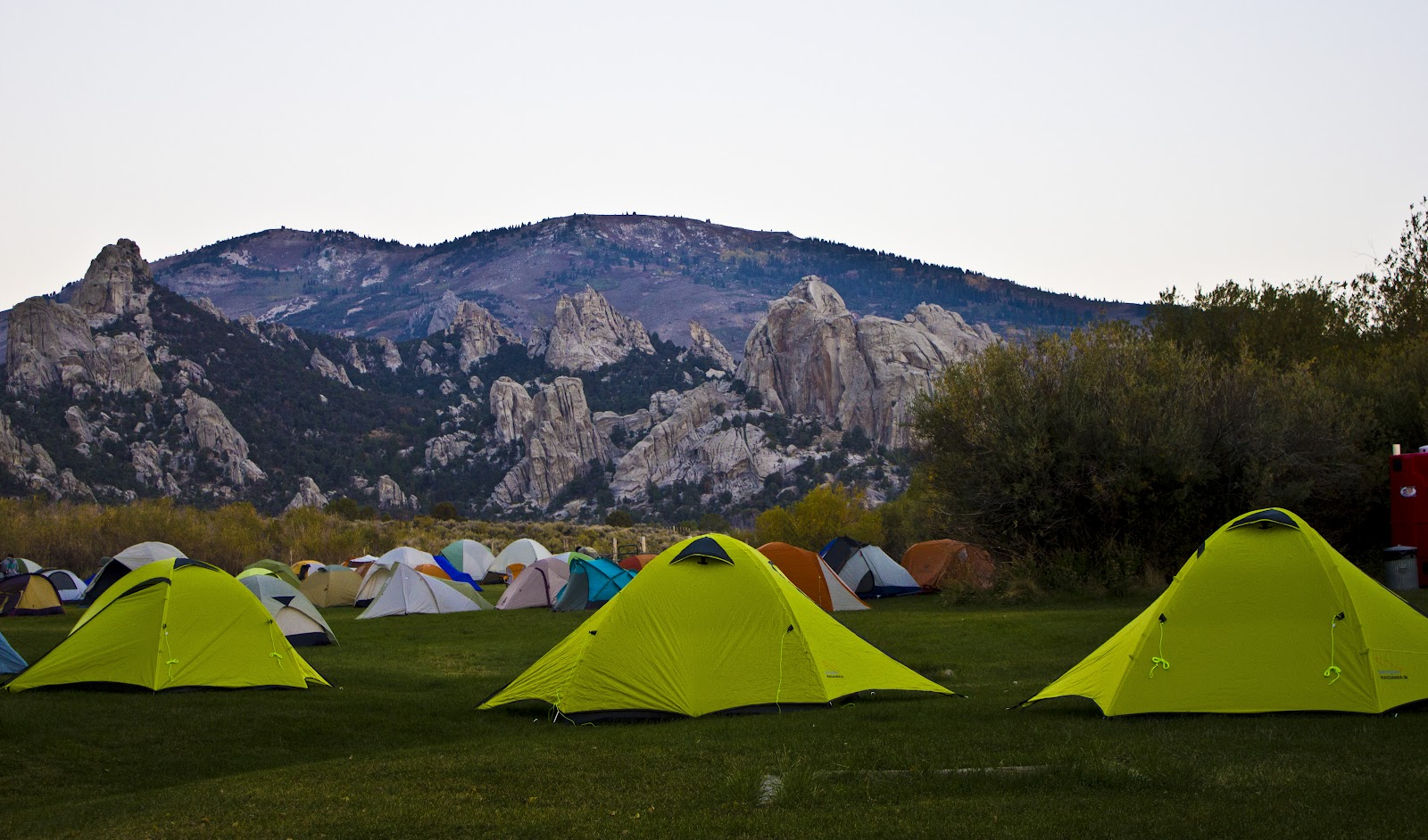 The staff and sponsors at the festival definitely kept our stomachs full and our mouths happy with all the free breakfasts and dinners for the all-inclusive ... & Liberty Mountain Climbing: Our Trip To The Idaho Mountain Festival