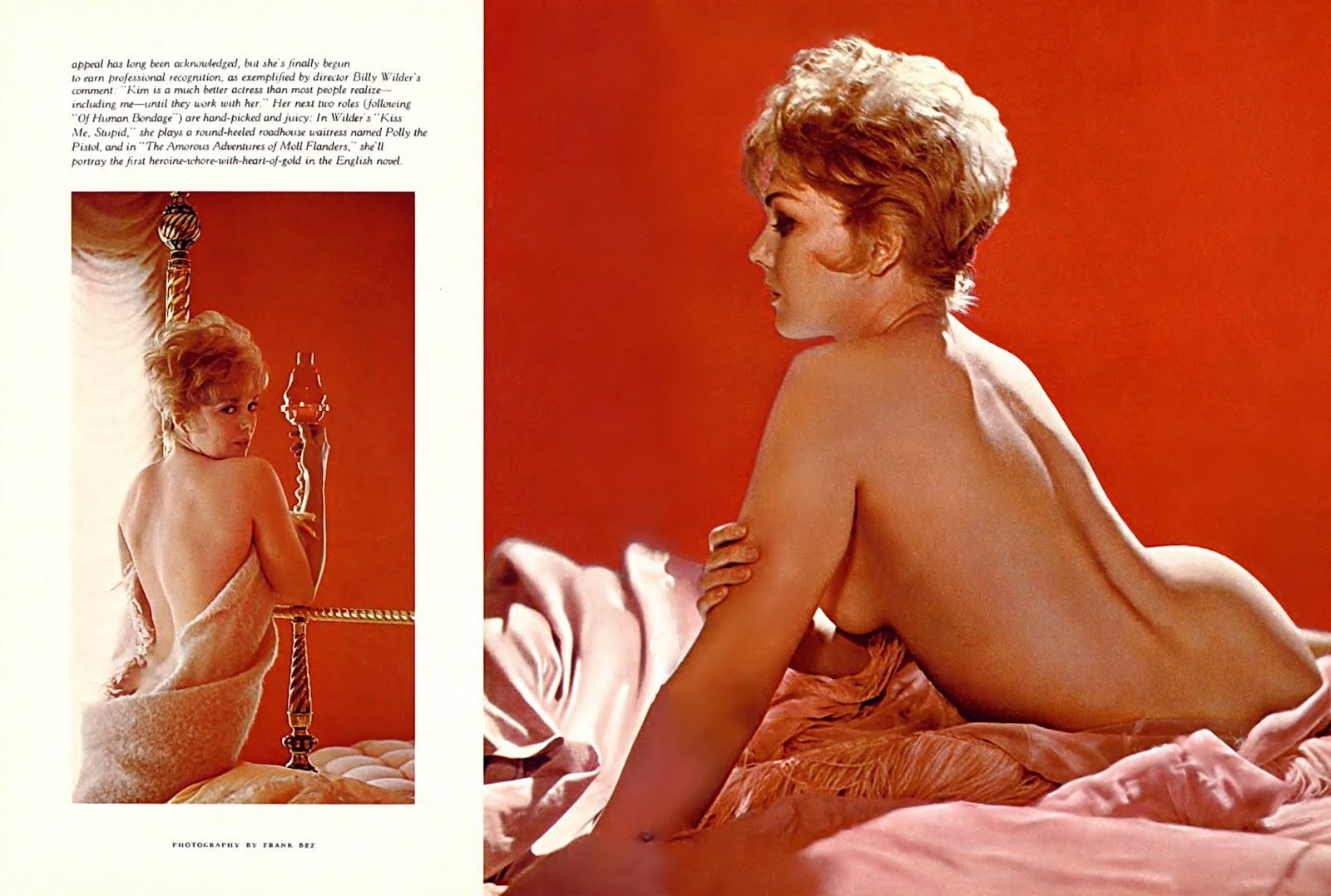 playboy Nude kim novak