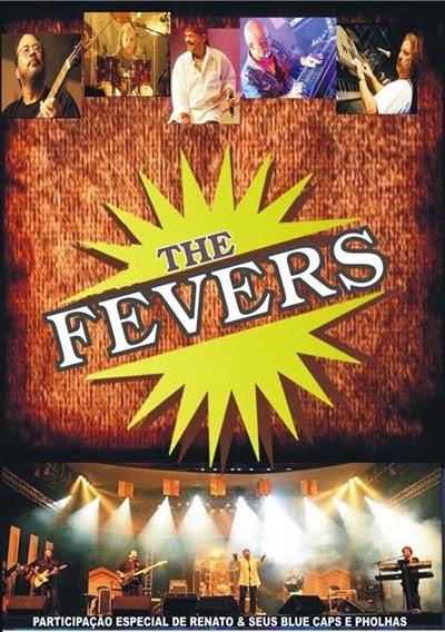 DVD The Fevers Ao Vivo