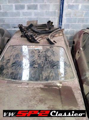Coleção abandonada de Volkswagen SP2_16
