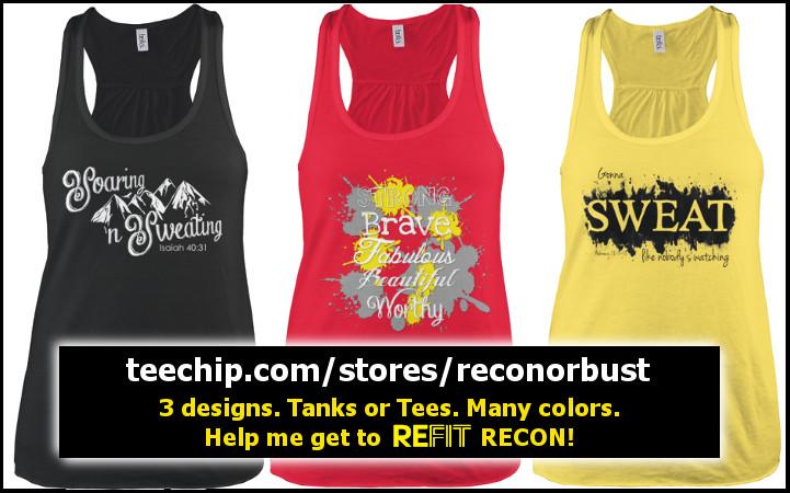 Help me get to REFIT RECON 2016
