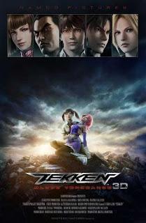 Tekken – Quyền Thuật Bá Vương
