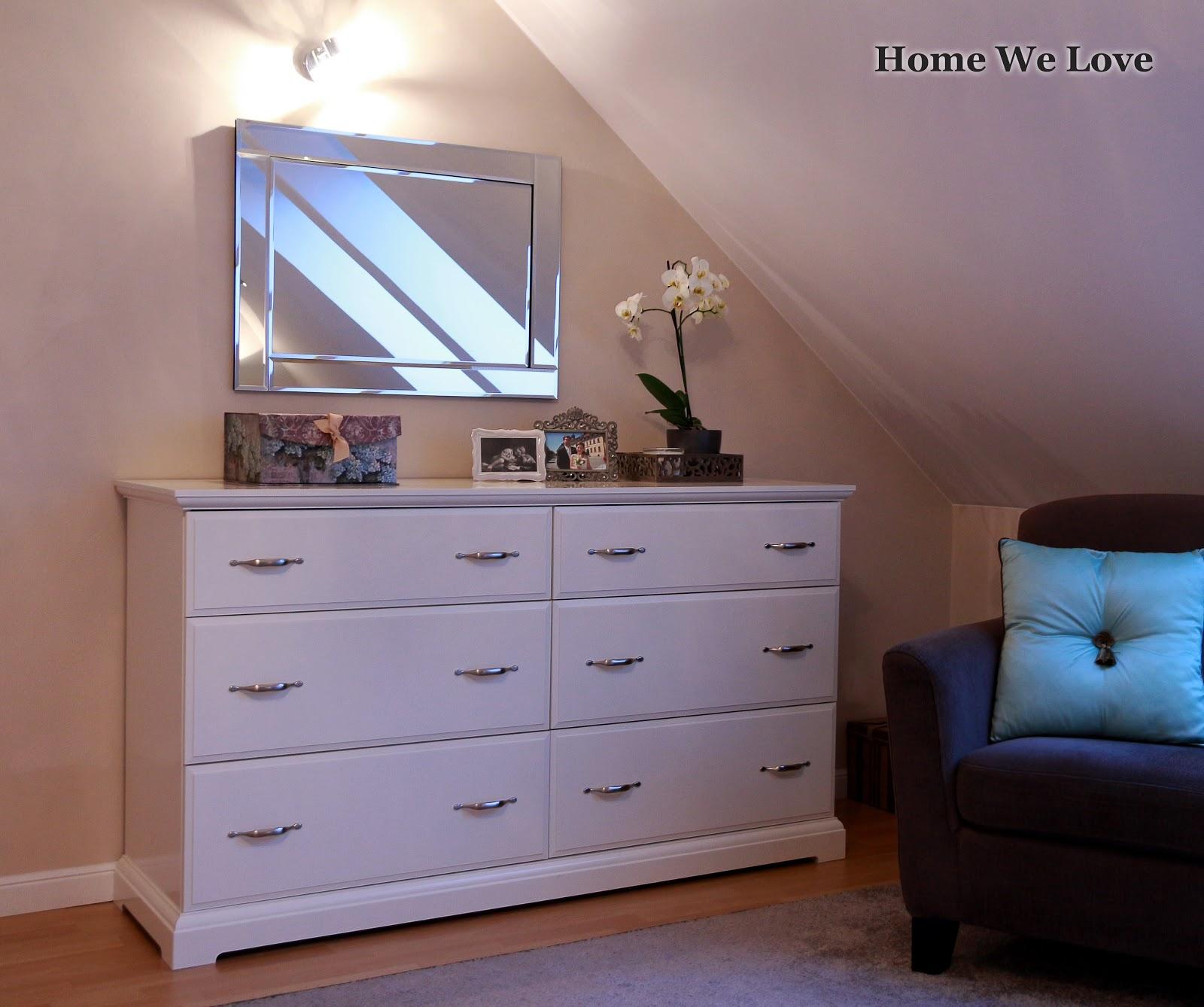 Home We Love Neutralna Sypialnia Z Miętą