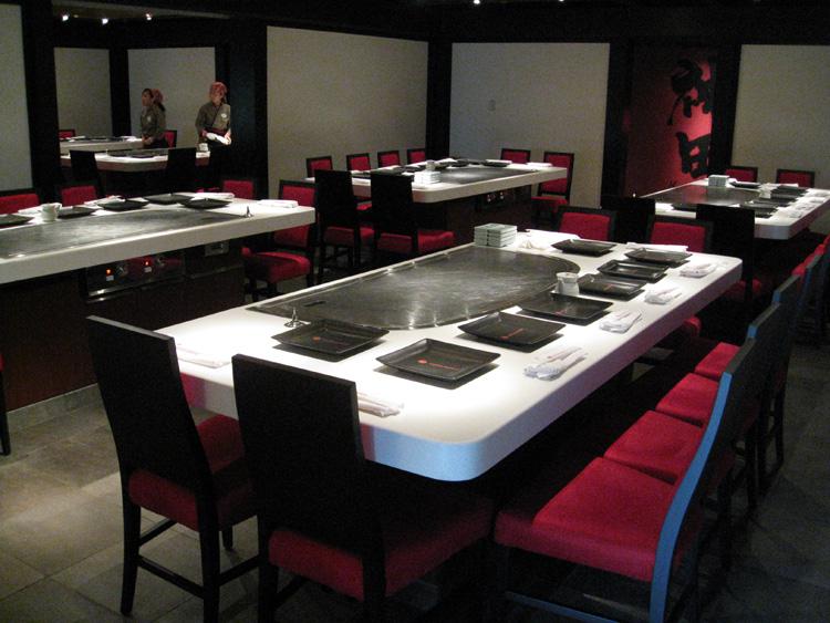 The Walt Disney World Restaurant Tour Teppan Edo : diningroom from waltdisneyworldrestauranttour.blogspot.com size 750 x 563 jpeg 174kB
