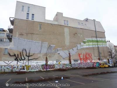 streetart, berlin, blu, kunst, graffiti