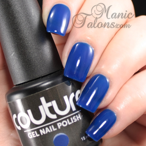 Couture Gel Polish Royalty Swatch