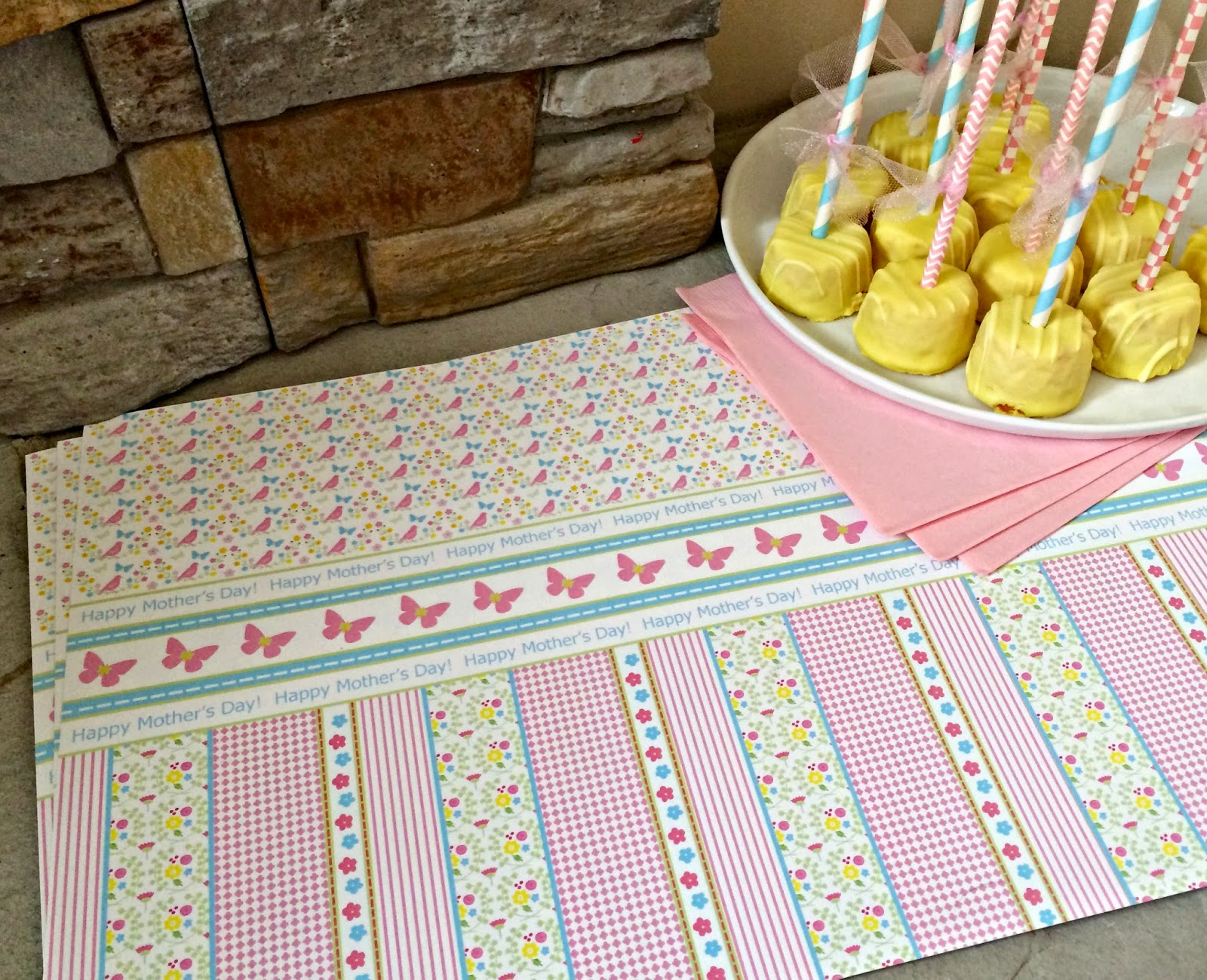 Mother's Day Party Pack Outside the Box Papers