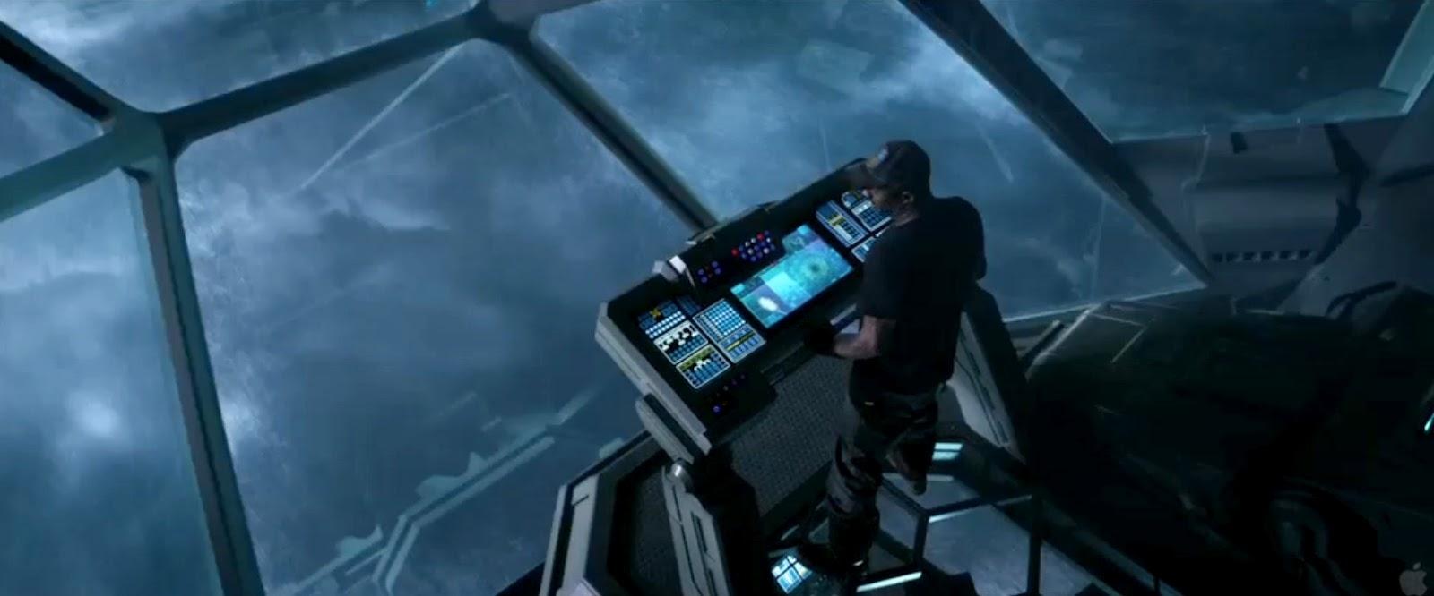 sci fi spacecraft cockpit single person - photo #5