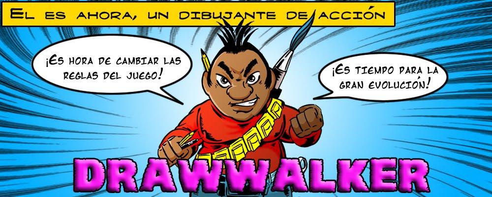 Drawwalker El Dibujante Que Camina