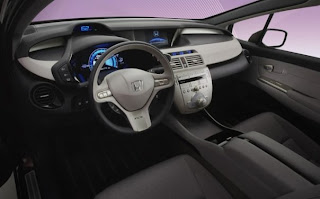 Honda FCX Clarity Fuel Cell Electric Vehicle