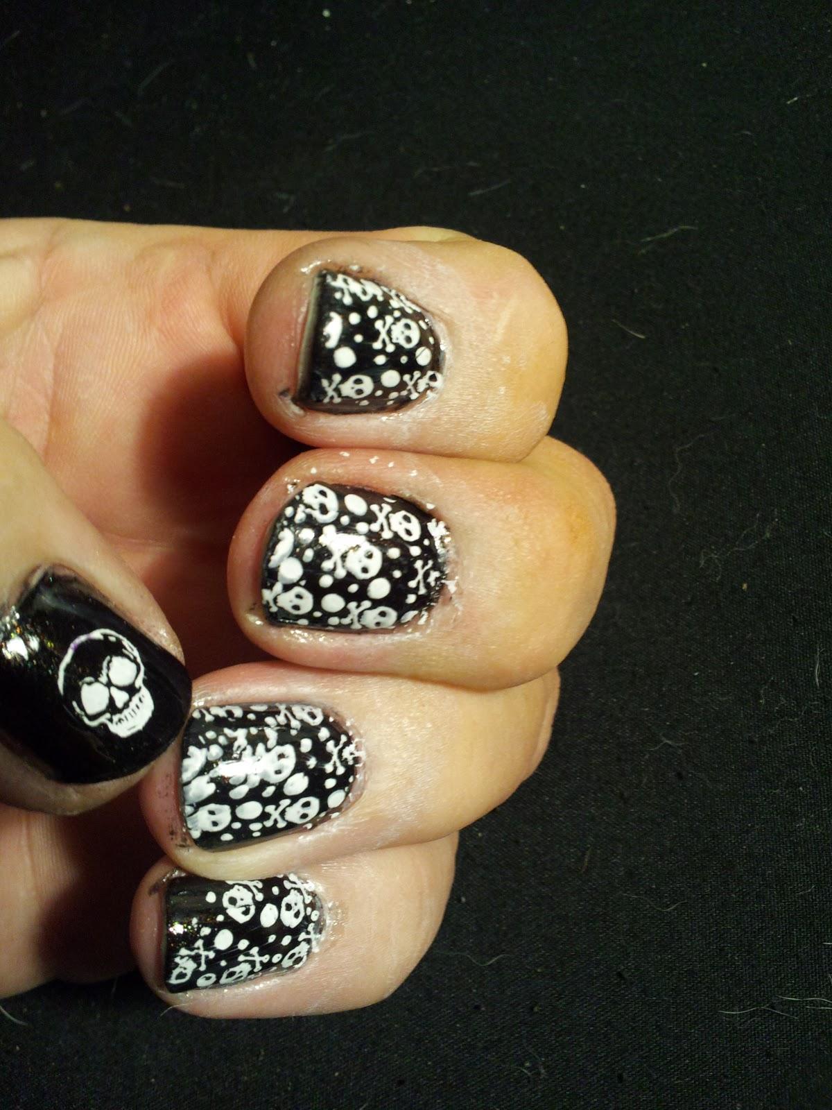 Men and nail polish: Long Nails to nubs