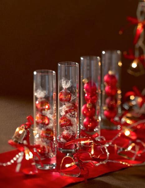 Alba hogar centros de mesa navide o - Como hacer un centro de mesa navideno ...